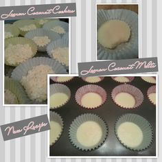 Zesty Coconut Lemonade Cookie/melts