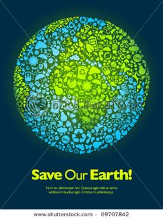 Save our Earth! #sustainable #green #earth