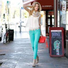 Mint is so good for spring and summer!