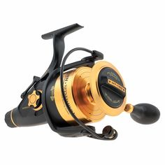 Spinfisher V Spinning Reel - Gear Ratio, Line Retrieve, 35 lb Max Drag, Ambidextrous Surf Fishing, Fishing Tips, Fishing Lures, Fishing Boats, Fishing Videos, Fishing Tackle, Spincast Reel, Rod And Reel, Saltwater Reels