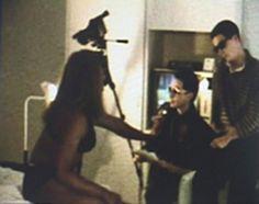 "Vaginal Davis, Johnny Noxzema and Mitchell Watkins in ""The Lollipop Generation"" by G.B. Jones"