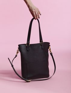 From IAMTHELAB.com Handmade Profiles: Leather Perfection from Molly Spittal's The Stowe