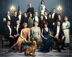 Stream the Downton Abbey Movie Best Period Dramas, Period Drama Movies, Downton Abbey Movie, Movie Sequels, Masterpiece Theater, Netflix Streaming, Maggie Smith, Netflix Movies, Romance