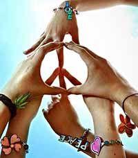 Oración de Paz La Paz esté contigo, Toda mi paz; la paz que es YO, la paz que es el YO SOY. La paz por siempre y para siempre, ahora y para la eternidad. Mi paz te doy a ti, Mi Paz te dejo a ti. No la paz del mundo, sólo MI PAZ; la Paz del YO.