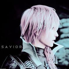 Lightning Farron - Savior of the people