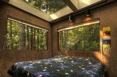 Skylight Bedroom, Sonoma County, California