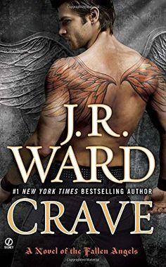 Crave (Fallen Angels, Book 2) by J.R. Ward http://www.amazon.com/dp/0451229444/ref=cm_sw_r_pi_dp_DwE5vb1ZXZCDF