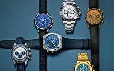 Los relojes que marcan el 2016 - Forbes México