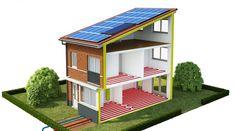 mogelijkheden wat betreft het duurzaam en energiezuinig maken van een huis.