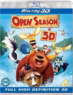Open Season - 2006 Enter the vision for. Animation Type and Films Original is name Open Season. Open Season Movie, Movies 2019, Comedy Movies, Netflix Movies, Streaming Vf, Streaming Movies, Debra Messing, Gary Sinise, Jurassic Park