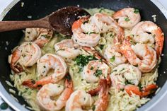 Famous Red Lobster Shrimp Scampi Recipe - Genius Kitchen * Tried this - great recipe. Tastes like the real McCoy! Lobster Dishes, Lobster Recipes, Shrimp Dishes, Fish Dishes, Tasty Dishes, Seafood Recipes, Cooking Recipes, Pasta Recipes, Recipes Dinner