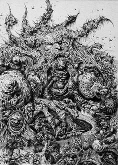 khorne chaos god72 IAN MILLER