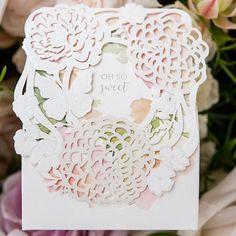 Floral Garden Favor Box