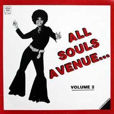All Souls Avenue: Volume 2: Bootleg lp: 1994