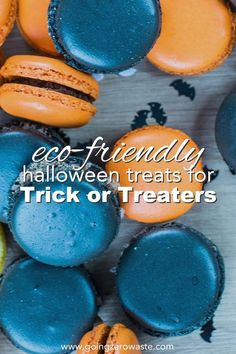 Eco-Friendly Halloween Treats for Trick or Treaters - Going Zero Waste - The Gold Hive - Eco-Friendly Halloween Treats for Trick or Treaters - Going Zero Waste Eco-Friendly Halloween Treats for Trick or Treaters -