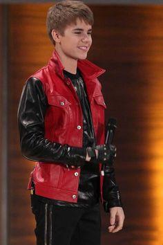 Leather Justin Bieber