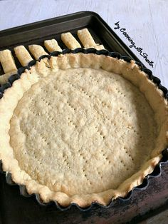 Sweet Short-Crust Pastry
