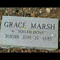 """Soiled Doves of Tombstone 