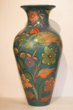 antique mexican burnished pottery   Roadside-America.com   Mexican Pottery Tonala Burnished Olla