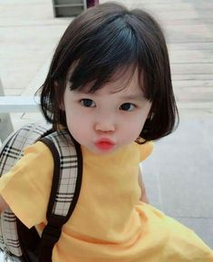 Asian half ulzzang kawaii Fashion 可愛い ღ Cute Asian Babies, Korean Babies, Asian Kids, Cute Babies, Half Asian Babies, Cute Little Baby, Baby Kind, Cute Baby Girl, Little Babies