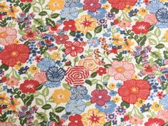Liberty Viscose Jersey - Beth's Flowers | buy in-store and online from Ray Stitch