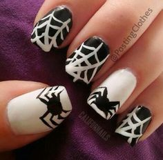 black feathers nails and nail art on pinterest