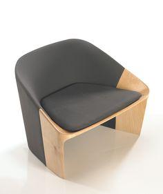 Boke lounge chair - Okum | jebiga | #furniture #chair #moderndesign #design #jebiga #fauteuil