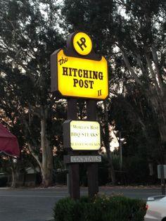 Hitching Post II in Buellton, CA, yummmmmmmmmm