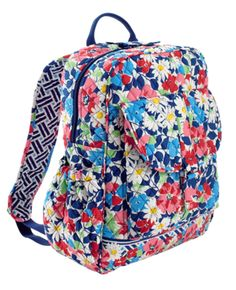 Compare 101 vera bradley backpack products in Luggage, Packs & Bags at SHOP.COM Travel, including Vera Bradley Iconic Backpack, Vera Bradley Leighton Backpack, Vera Bradley Campus Backpack Comfy School Outfits, Cute Outfits, Vera Bradley Patterns, Back To School Backpacks, Backpack Purse, Cute Bags, Vera Bradley Backpack, Cool Kids, Crafts