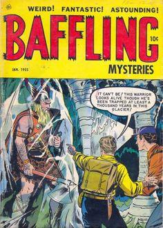 Baffling Mysteries (Volume) - Comic Vine