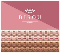 Sims 4 Updates: Sims in Spring - Make Up, Lips : BISOU Natural Lipstick, Custom Content Download!