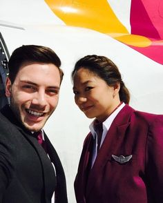 From @takyee.f Nice memories from 2016!  #aviation #airplane #flightattendant #stewardess #flugbegleiterin #cabincrew #uniform #comeflywithus #germanwings #eurowings #crewiser #cabinattendant #flugbegleiter #charmingcrew #tbt  #tb #throwback #throwbackthursday #airbus #crewfie #crewlove #instagood #instamood #instalike #instatravel #crewiser #avgeek #flying #flightattendantlife #airline