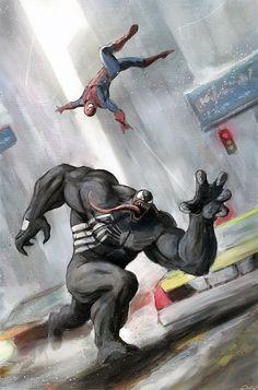 Villain's Poll-Venom by *carstenbiernat on deviantART