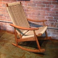 Carved Nursery Rocking Chair Rocking Chair Revival