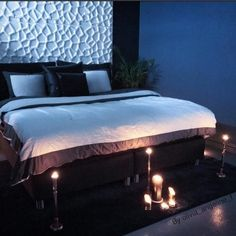 Even if no one ever sees it, your bedroom should still represent your style and feel like a place you […] Beautiful Bedrooms, Outdoor Furniture, Outdoor Decor, Your Style, Bedroom Decor, Couch, Wall, Design, Home Decor