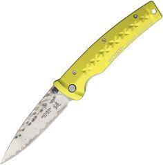 "Mcusta MCU164D Tsuchi Linerlock Folding Knife 3.25"" Blade 4.5"" Folder"