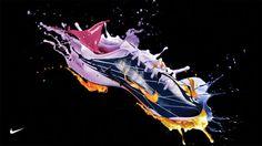 Print advertising Nike