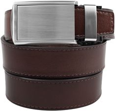 $39 - slide belt - not reversible - 18 month warranty - products/Silver-on-Chocolate_38f5c689-f067-4db6-b529-e0cc60ecc974.png