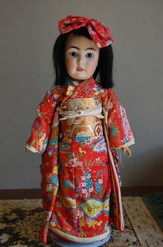 Antique Asian Dolls Other Asian Antiques