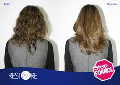 Alisado Progresivo Brasileño.  Cabello liso, menos encrespamiento y más brillo. Lo más importante, no es agresivo para tu cabello - #PlusLiss #Alisado #Liso #cabello #Pelo #Tratamiento #Hair #Brilliant
