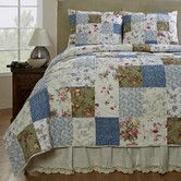 Found it at Wayfair - Campanille Quilt Set