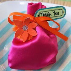 Make My Day Wedding Favor Bag