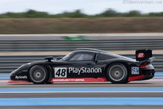 Porsche 911 GT1 (Chassis 993-GT1-109 - 2013 Dix Mille Tours) High Resolution Image