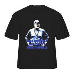 Coach Cutliffe Hell Yes It's Duke Football T Shirt