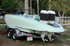 Insane one off custom boat - Lake Dora - This one caught my eye, too...