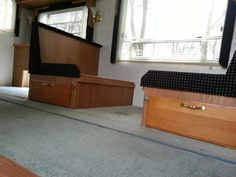 Before And After Travel Trailer Remodel Pinterest