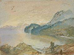 Lake Como looking towards Lecco