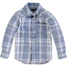 Tumble 'n Dry Bryce Boys Mid blouseBryce Boys Mid blouse, blue bottle