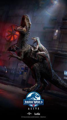Real Dinosaur, Dinosaur Images, Dinosaur Art, Prehistoric Dinosaurs, Prehistoric World, Prehistoric Creatures, Blue Jurassic World, Jurassic World Fallen Kingdom, Godzilla Wallpaper