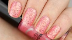 Swatch: Catrice – Call Me Princess (Crushed Crystals)